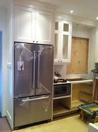kitchenaid cabinet depth refrigerator kitchen counter depth refrigerator charming on for best 25