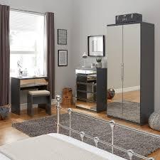 Mirrored Bedroom Furniture Uk by Prague Mirror Bedroom Furniture U2013 The Furniture Co