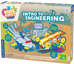 Build A Toy Chest Kit by Amazon Com Kids First Intro To Engineering Kit Toys U0026 Games