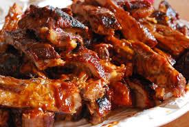 cuisiner travers de porc food cuisine du monde recette de ribs côtes de porc