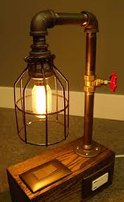 industrial edison desk lamp by homeprosplus industral
