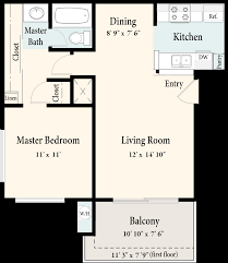 bradford floor plan evergreen apartments floorplans