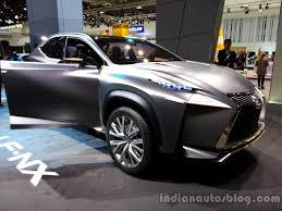 lexus compact car lexus nx compact suv teased ahead of beijing debut