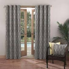 Outdoor Patio Curtains Canada Outdoor Curtains U0026 Drapes Window Treatments The Home Depot