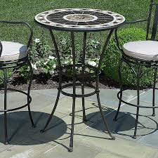 outdoor bar height table and chairs set modern patio bar sets regarding popular of outdoor stools unique