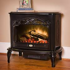 Electric Fireplace Stove Dimplex Celeste Freestanding Electric Stove In Black Tds8515tb