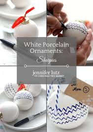 easy diy ornaments for less tree market