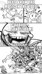 Darude Sandstorm Meme - darude sandstorm imgflip