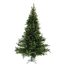 fraser hill farm 7 5 ft pre lit led noble fir pine artificial