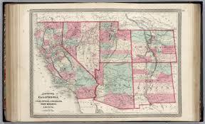 Map Of Utah And Arizona by California Utah Nevada Colorado New Mexico And Arizona