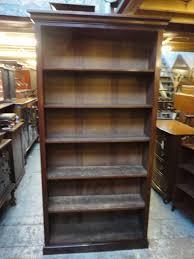 Mahogany Bookcases Uk Tall Mahogany Bookshelf 193962 Sellingantiques Co Uk