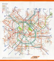 Dc Metro Bus Map by Transit Maps