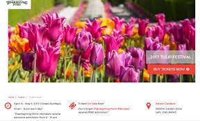 tulip festival thanksgiving point april 14 may 6 2017