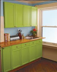 Refinish Old Kitchen Cabinets by Awesome Painting Kitchen Cabinet Remodelaholic Diy Refinished And