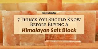 himalayan salt l diffuser 7 things to know before you buy a himalayan salt block may 2018