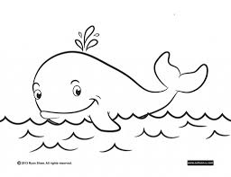 whale coloring pages lezardufeu com