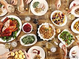dinner table with food thanksgiving dinner ta 15954 evantbyrne info