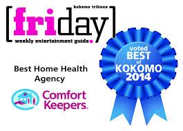 Comfort Keepers Va In Home Senior Care In Kokomo In