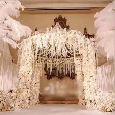 cheap garlands for weddings 265 best decor images on wedding decorations events