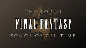 Best 25 Brand Book Examples The Top 25 Final Fantasy Songs Of All Time Youtube