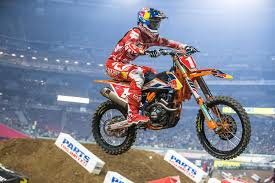 what channel is the motocross race on the most dominant and successful ama super cross racers