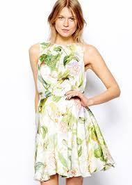 robe patineuse mariage shopping 35 robes pour un mariage d été carnet de shopping