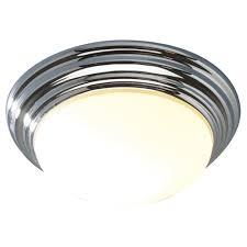 Flush Ceiling Lighting by Dar Dar Bar5050 Barclay 1 Light Bathroom Ceiling Light Flush