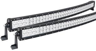 led light bars trailfx