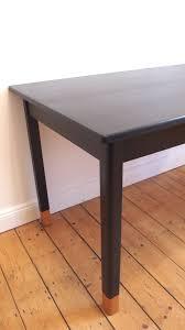 Kleiner Schwarzer Schreibtisch Schwarzer Tisch 69m Concept Store