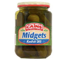 kosher chagne cains pickles change name of its kosher dill midgets after