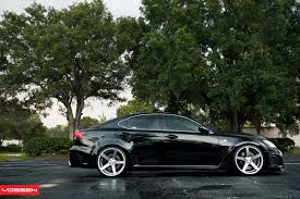 modified lexus is 250 vossen wheels lexus is vossen cv3r