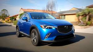 car maza 2016 mazda cx 3 review and road test youtube