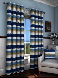 curtains u0026 drapes awesome blue and white striped curtains