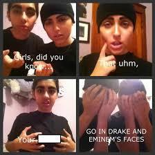 Eminem Drake Meme - multiple panel cringe part 15