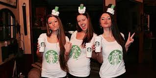 13 starbucks inspired halloween costumes you need to see