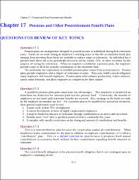 intermediate accounting ii solution manual chapter 17 chapter 17