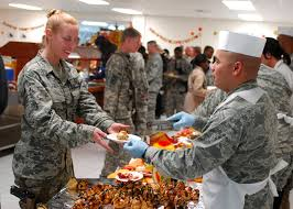 thanksgiving army file thanksgiving celebration with deployed family dvids227075 jpg