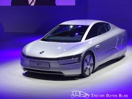 volkswagen xl1 133 kmpl volkswagen xl1 will be on sale next year