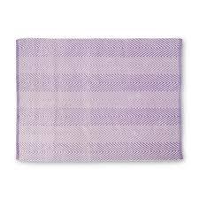 Lilac Area Rug by Piper 40 X 54 Chevron Striped Area Rug Purple