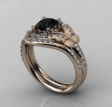 black diamond engagement rings for women these black diamond engagement rings are like nothing i ve