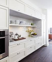 kitchen cabinet with shelves 30 kitchens that to bare all with open shelves house