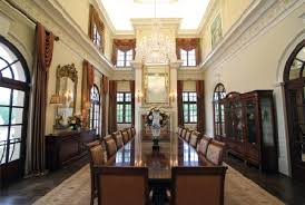 Which Lavish Dining Room Do You Prefer Homes Of The Rich - Mansion dining room