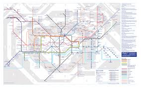 Zone Map Tfl Zone Map Image Gallery Hcpr