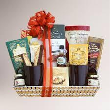 breakfast gift baskets breakfast in bed gift basket world market