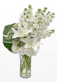 sympathy flowers beautiful white sympathy flower arrangement pt pleasant nj florist