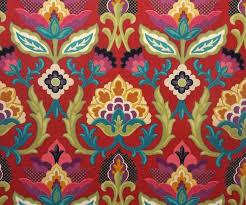 Waverly Upholstery Fabric Waverly Isadora Fiesta 678650 Decorativefabricsdirect Com