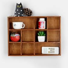 Cheap Shelves For Wall by Online Get Cheap Wall Wood Shelf Aliexpress Com Alibaba Group