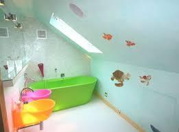 hello kitty tile bath really cool kids bathroom design ideas