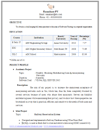 professional curriculum vitae resume template for all job free
