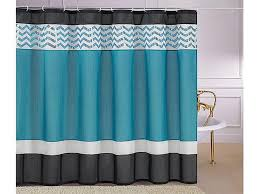 amazing teal shower curtain ideas